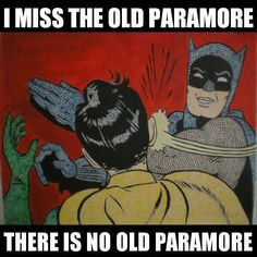 #Yes #Paramore