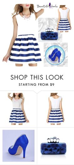 """""""BEAUTIFULHALO 26"""" by elma-993 ❤ liked on Polyvore featuring mode et bhalo"""