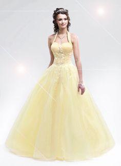 ReAwakened Yellow Ball Gown Inspiration - Brooke