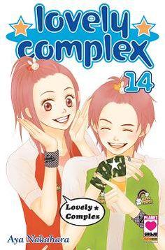 Love*Com (Lovely*Complex), Volume 14 -Aya Nakahara Lovely Complex, Good Romance Books, Rosario Vampire, Viz Media, Cowboy Bebop, Manga, Shoujo, Nerd, Reading