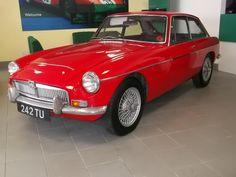 1970 MG C GT