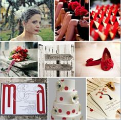 black-and-red-wedding