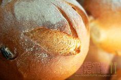 [烘焙菜鳥日誌] 好浪漫的「哈尼法國」卻忘了加糖!Bonjour! ~ 食指大動%Food-Funs