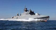 Corrida naval no mundo árabe impressiona os EUA