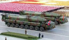 North Korea on Tuesday appeared to have tried and failed with a fresh ballistic missile launch in violation of existing UN resolutions, South Korea's defence ministry said. Korea News, Nuclear Test, Nuclear Power, Fb Like, Ballistic Missile, Korean People, New Uses, Military Equipment, Rio 2016