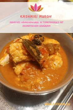 Thai Red Curry, Chicken Recipes, Ethnic Recipes, Foodblogger, Germany, India Food, Indian Recipes, Pasta Meals, Asian Food Recipes