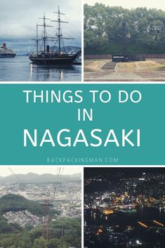 5 Best Things To Do In Nagasaki In One Day