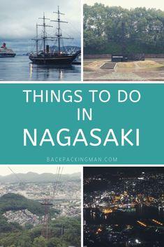 5 Best Things To Do In Nagasaki In One Day Kumamoto Castle, Japan Travel Guide, Japanese History, 2nd City, Nagasaki, Train Journey, Japan Post, Modern City, Tour Operator