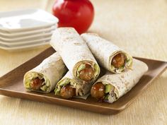 Avocado Coleslaw and Sausage Wraps | Australian Avocados