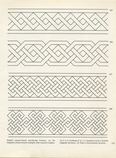"in Islamic Art."" (Looks very similar to Celtic and Viking geometric patterns.)""Pattern in Islamic Art."" (Looks very similar to Celtic and Viking geometric patterns. Geometric Patterns, Celtic Patterns, Celtic Designs, Geometric Designs, Geometric Art, Quilt Patterns, Zentangle Patterns, Islamic Art Pattern, Arabic Pattern"