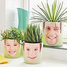 Planter Keepsakes - Mother's Day Crafts For Kids - Photos