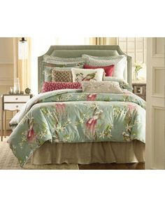 Nina Home at Stein Mart - Paradiso Luxury bedding collection