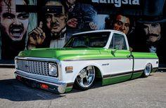 72 Chevy truck..