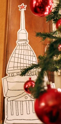 b&b Gli Specchi - the Christmas Mole Antonellianna