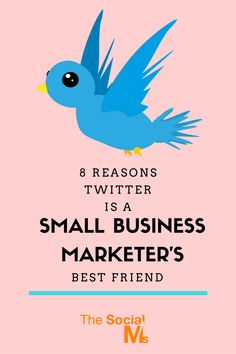 It is not easy for a small business marketer to choose the right social network to grow an audience, generate leads and sales. Twitter is your best friend. small business marketing, small business twitter marketing, twitter marketing, twitter for small business