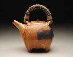 2009 Teapot Shino/ Julie Mehretu
