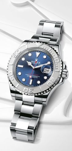 Rolex Yacht-Master 40 mm in 904L steel and platinum