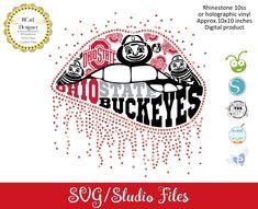 lllᐅOhio state buckeyes lips - Bgartdesigner: Cricut and silhouette designs lllᐅOhio state buckeyes lips . lllᐅOhio state buckeyes lips - Bgartdesigner: Cricut and silhouette designs lllᐅOhio state buckeyes lips . Ohio State Buckeyes, Ohio State Wreath, Ohio State Football, American Football, Buckeyes Football, Oklahoma Sooners, College Football, Buckeye Crafts, Silhouette Design