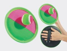 Velcro Ball And Catch Game