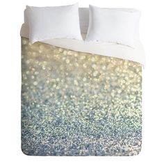 Lisa Argyropoulos Snowfall Duvet Cover | DENY Designs Home Accessories