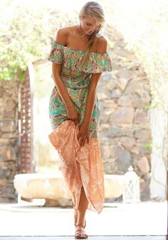 Sofia by Vix Provence Janis Dress
