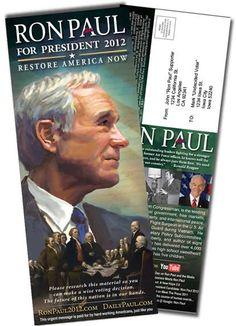 Ron Paul Brochures