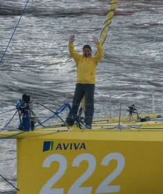 """Denise """"Dee"""" Caffari MBE (born in 1973) is a British sailor, and in 2006 became the first woman to sail single-handedly and non-stop around the world """"the wrong way""""; westward against the prevailing winds and currents.[1] In February 2009, Caffari completed the Vendée Globe race and set a new record to become the first woman to sail solo, non-stop, around the world in both directions.*"""