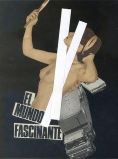 12.29.10:::El Mundo Fascinante by Richard Vergez, via Flickr