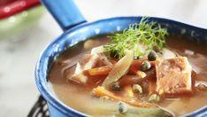 Thai Red Curry, Ramen, Koti, Fish, Ethnic Recipes, Pisces