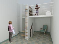 soppalco libreria