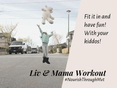 Workout with your kids or while you wait for them to finish their lessons! - Education and lifestyle Fit Girl Motivation, Fitness Motivation, Hiit, Cardio, Fun Workouts, At Home Workouts, Games For Kids, Activities For Kids, Piano Lessons