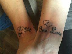 Love Tattoo, One Life One Love