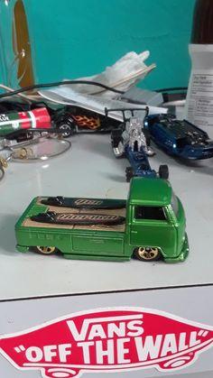 Custom Hot Wheels, Vans Off The Wall, Diecast, Dragon, Dragons