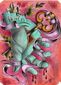 tattoome: by Augusto De Filippo