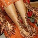 Latest Indian Mehndi Designs For Eid 2013