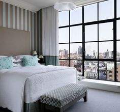 15 Hottest Hotel Lobbies in New York City | Work | Pinterest | Hotel on popular bathroom designs, best modern bathroom designs, bathtub designs,