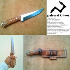 Hunting Knife for Palewai Knives