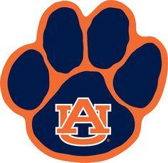 download auburn tiger paw clipart belle haven elementary school rh pinterest com Auburn Logo Clip Art Auburn University Tiger Clip Art