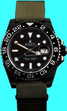 Rolex GMT-Master II - Pro Hunter Edition