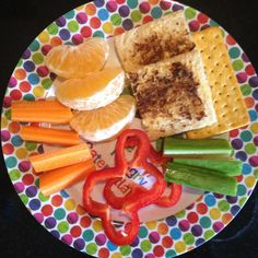 Easy Toddler Food: Sandwich Free Lunch