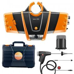The Testo 330i combines proven Testo combusion technology with the revolutionary power of Smart-Bluetooth operation (IOS or Android). Now on Sale at: http://www.testersandtools.com/testo-330i-combustion-flue-gas-analyzer-wireless-basic-kit.html