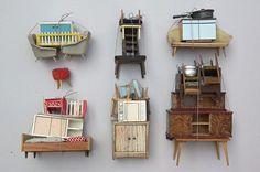 casas en miniatura - Buscar con Google