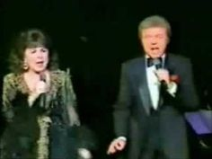 "Eydie Gorme and Steve Lawrence: ""This Could Be the Start of Something Big""  I love to hear these two sing together!"