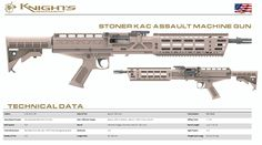 Knight's Armament - Stoner KAC Assault