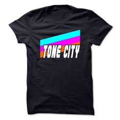 The Tone City tee by gilltee T Shirt, Hoodie, Sweatshirt