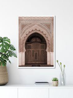 islamic door, marokko, islamic decor, islamic wallart, islamischeposter, islamischewandbilder Islamic Decor, Islamic Wall Art, Alhamdulillah, Islamic Posters, Islamic Quotes, Islamic Architecture, Art Pictures, Murals, Modern