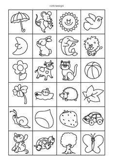 Blog scuola, Schede didattiche scuola dell'infanzia, La maestra Linda, Schede didattiche da scaricare, Printable Preschool Worksheets, Preschool Learning Activities, Preschool Science, Preschool Coloring Pages, Coloring Pages For Kids, Story Cubes, Drawing Lessons For Kids, Math Literacy, Classroom Bulletin Boards