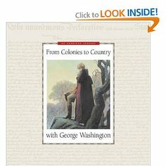 From Colonies to Country with George Washington (My American Journey): Deborah Hedstrom-Page, Sergio Martinez: 9780805432657: Amazon.com: Books