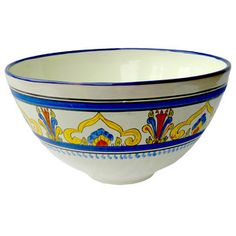 Jaferjee Deep Salad Bowl now featured on Fab.