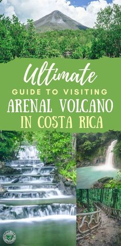 A guide to visiting Arenal Volcano in Costa Rica. Things to do in Arenal, tips for visiting Arenal National Park, Arenal Volcano, hot springs, and other activities. Advice on best resorts, spas and tips on how to get the most of your vacation to Arenal
